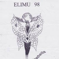Cover sheet of the Elimu Carnival Band from 1995