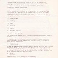 Minutes of the meeting held on the 14th of december 1982.